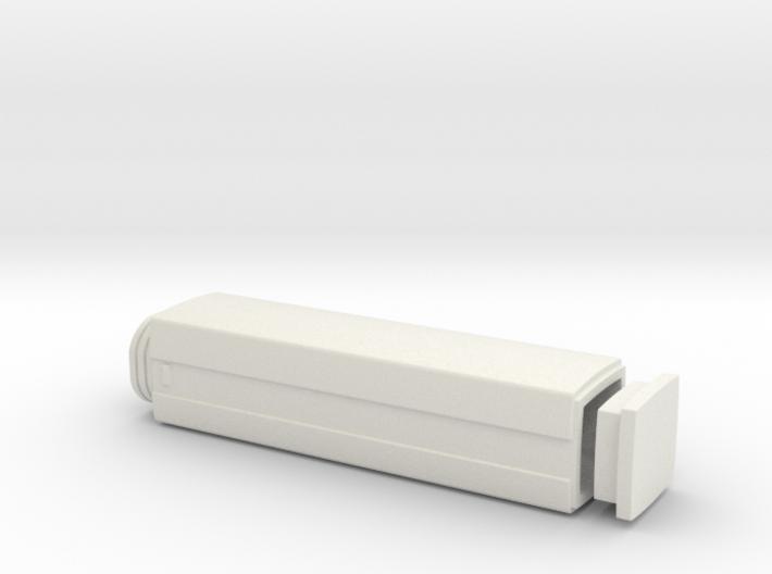 Phase Modulator Handle 3d printed