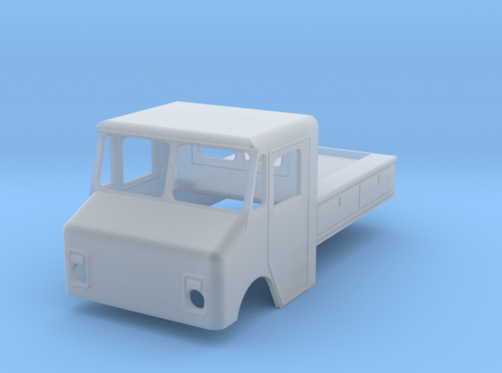 Grumman MOW Truck HO Scale 3d printed