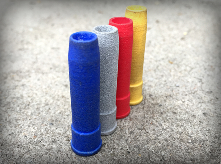 Colorful Tubes 3d printed