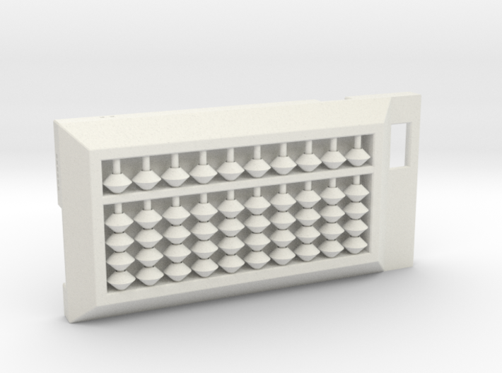 Abacus (Soroban)  iPhone6 4.7inch case  3d printed