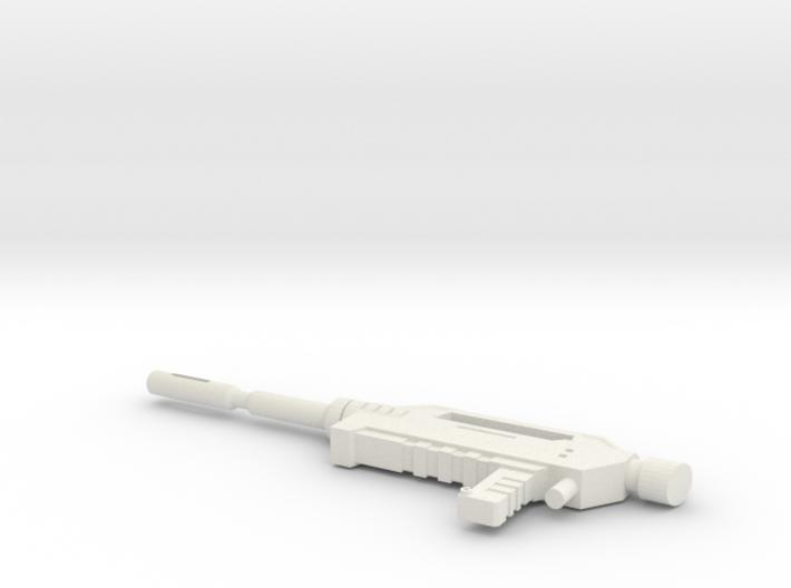 CW: G-Style Snippa for Menasor 3d printed