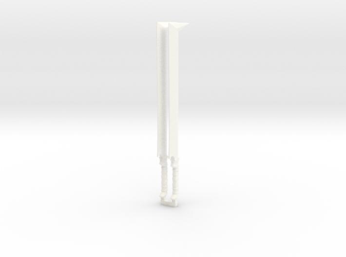 ACC-10b-Swords  6-7inch 3d printed