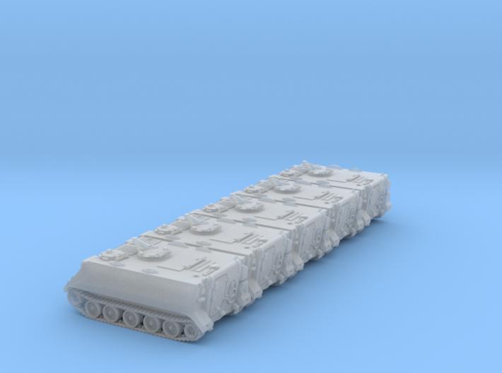 M-113-N-x5-proto-01 3d printed