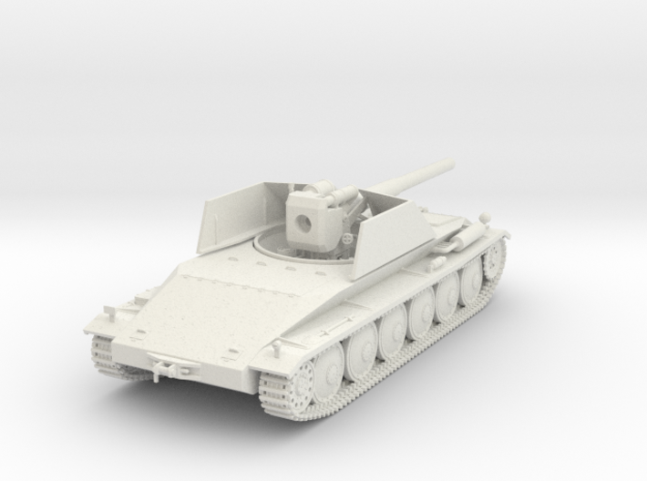 1:48 Rhm.-Borsig Waffenträger from World of Tanks 3d printed