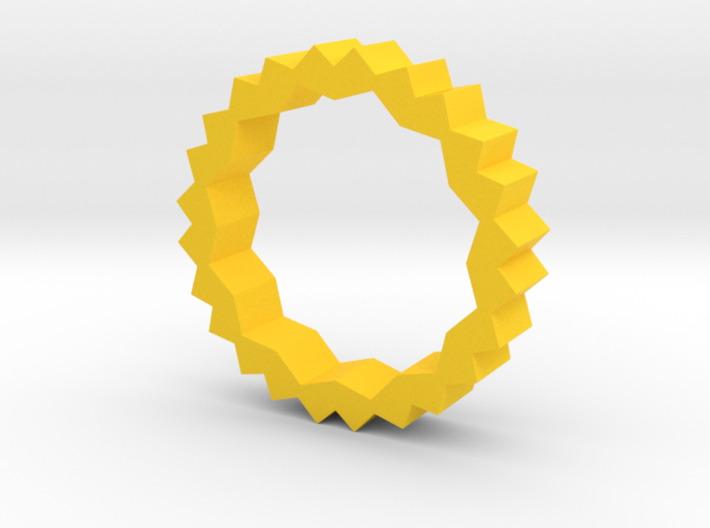 Angles 3d printed