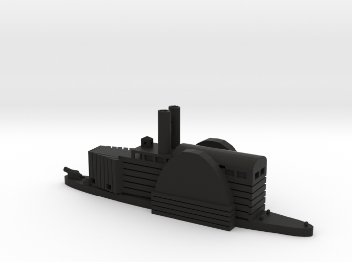 1/600 USS/CSS Queen of The West 3d printed