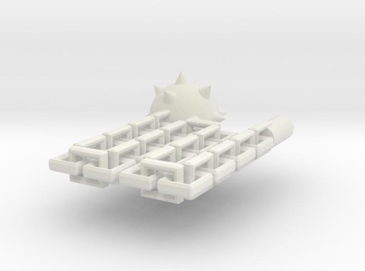 Kaiser Flail 3d printed