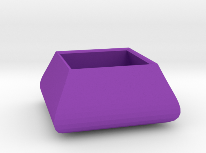 Square bowl 3d printed