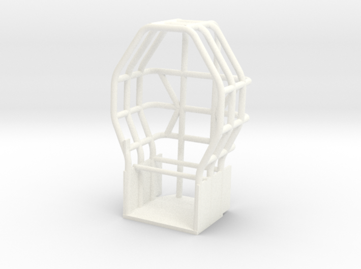 Engler Style Rollcage 3d printed