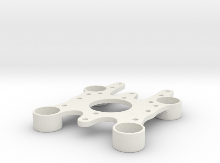 DJI Phantom Adjustable H3-3D Top Plate 3d printed