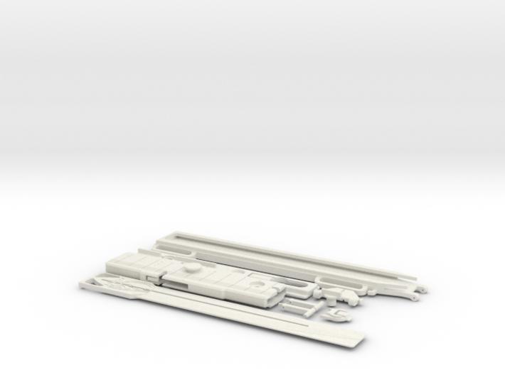 Osiris (Modern) Toy Kit 3d printed