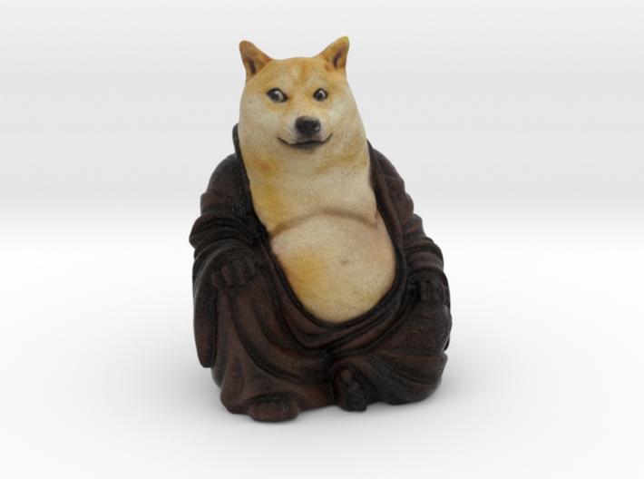 Doge Buddha 3d printed dog memes