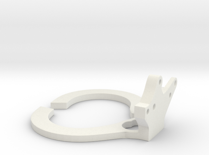 DJI Phantom 2 Claw 3d printed