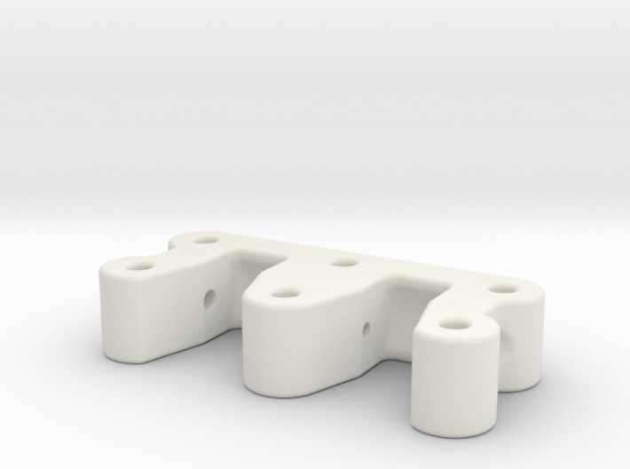 Kugelkopfhalterung LOSI MRC, Doppelt 3d printed