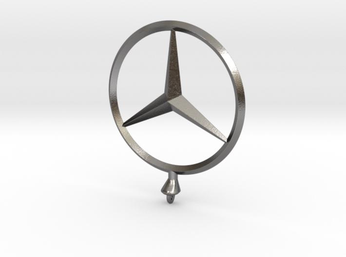 Mercedes Benz Star Ø 75mm 3d printed