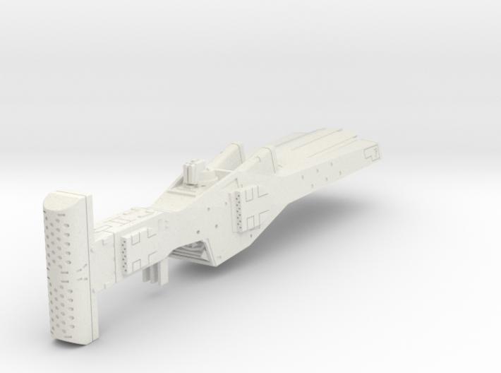 LoGH Alliance Missile Cruiser 1:3000 3d printed