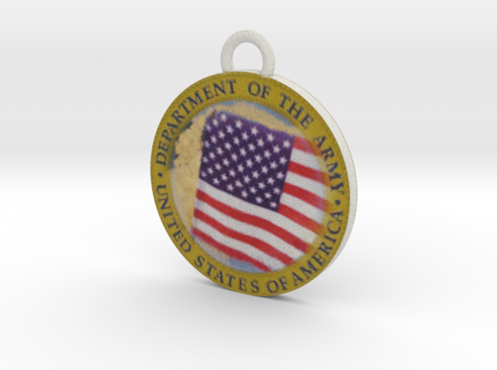 US Army Seal 3d printed