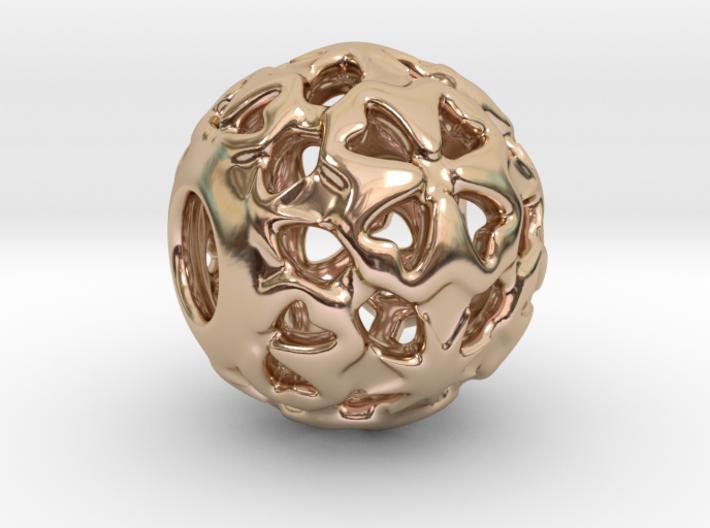 PA Ball V1 D14Se4933 3d printed