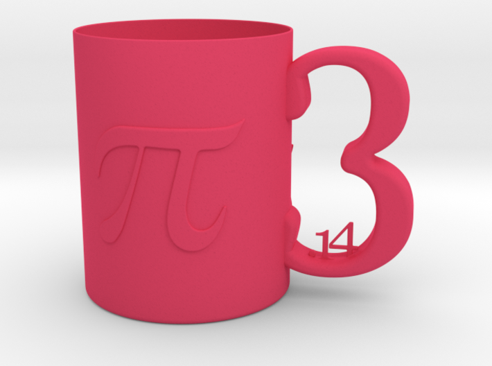 Children PI Decorative Mug 3d printed