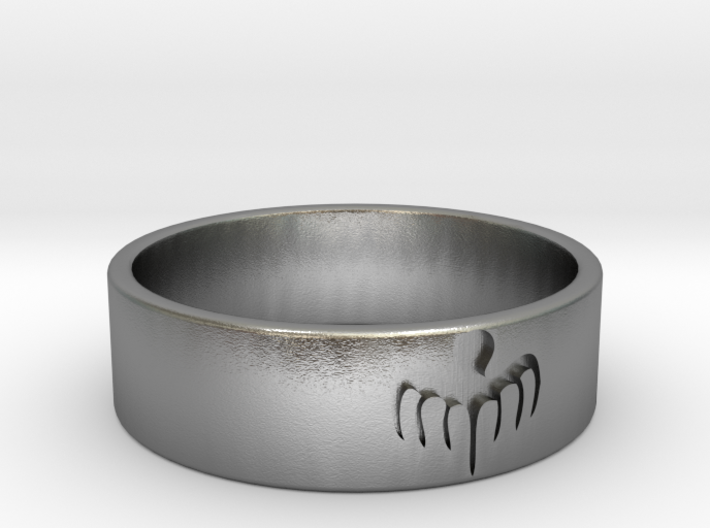 James Bond: Spectre Ring - Size 11 3d printed