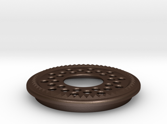 DRAW lamp - decorative ring B 3d printed