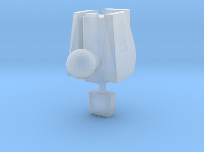 """MtMtE"" Tubes head 3d printed"