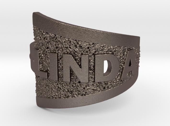 Linda Ring 3d printed My original Grandmother Bonding Ring gift in stainless steel.