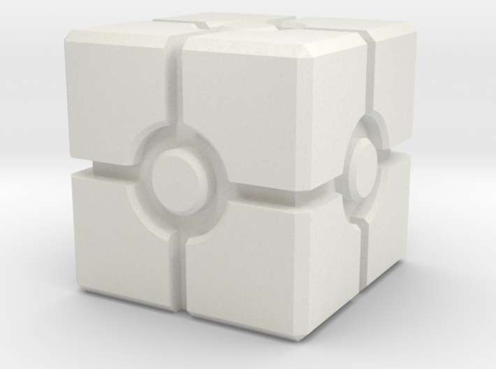 Imperial Assault - Crate 20mm x 20 mm 3d printed