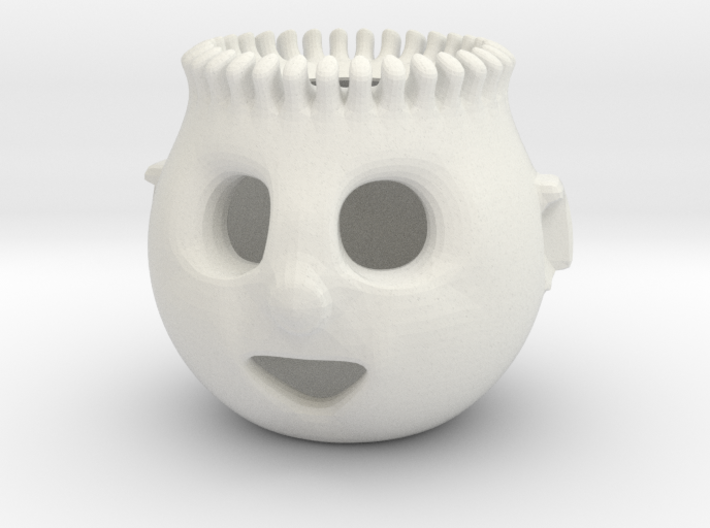 Earth Month 3DGEOM Celebration Pothead Meme 3d printed