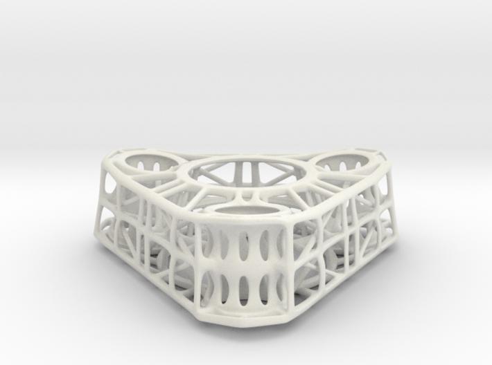 DIY floor lamp Besenthal 3d printed