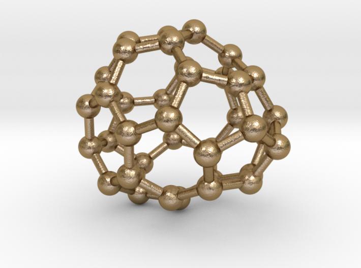0086 Fullerene c38-5 c1 3d printed