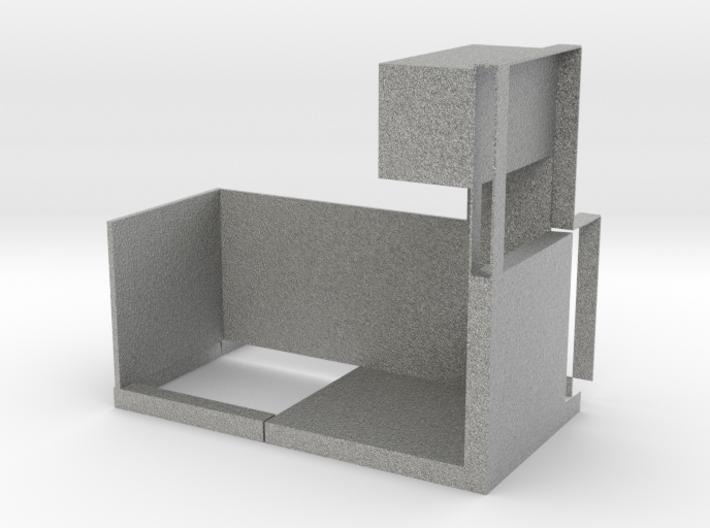 Single Workstation 3d printed