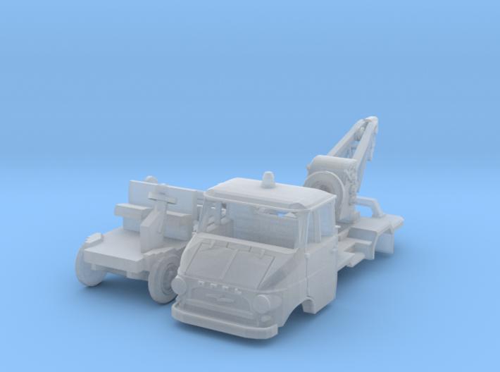 Opel Blitz A Abschlepper (N 1:160) 3d printed