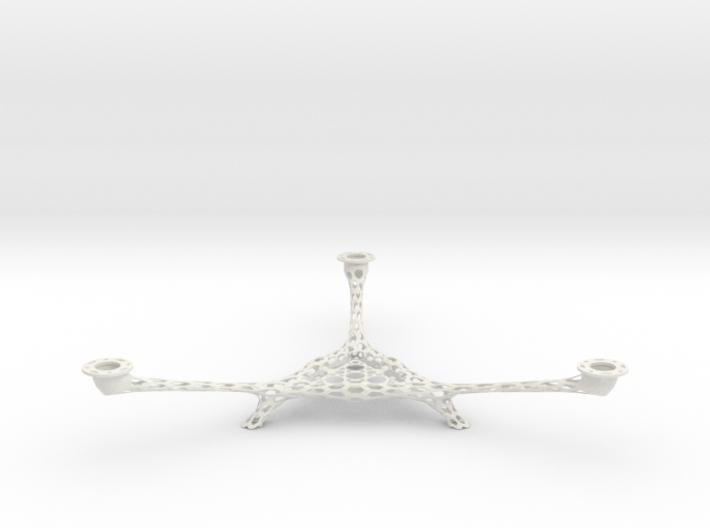 Tricopter Frame V.2 3d printed