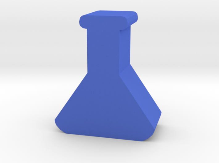 Lab Flask Token 3d printed