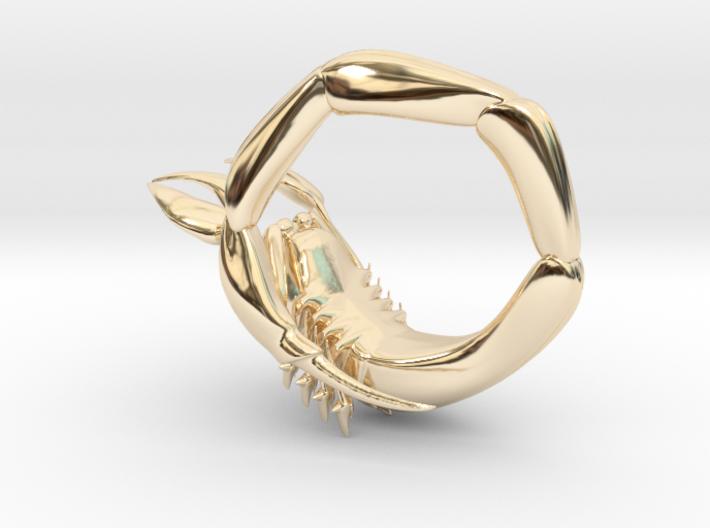 Scorpian Charm 3d printed