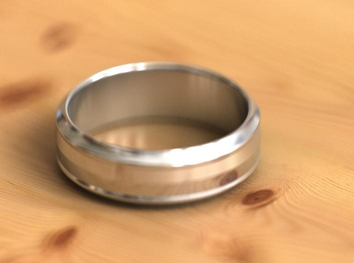 Geom ring3 3d printed