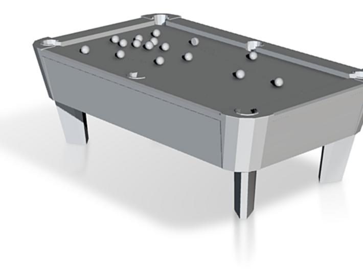 Pool Tables - Balls Broke 3d printed
