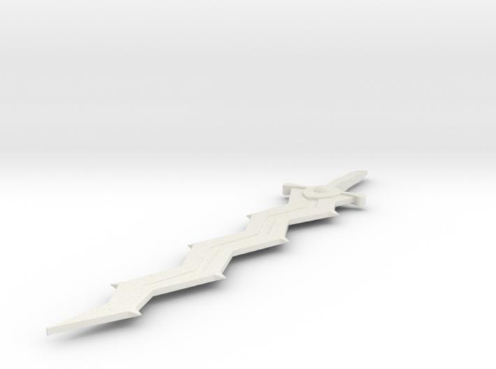 Levin Sword 3d printed
