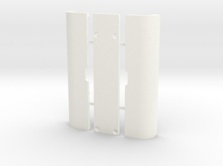 SX Mini Dual Doors 3d printed