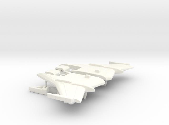 Chic-Capitan Wings 3d printed