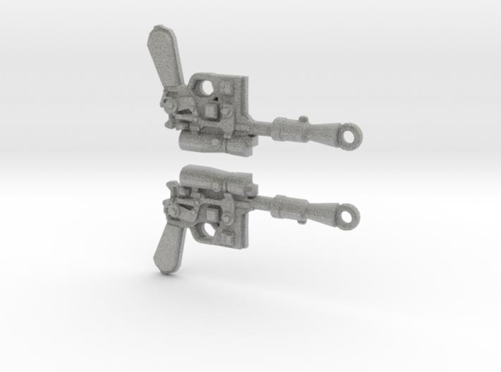 Doubleblaster 3d printed