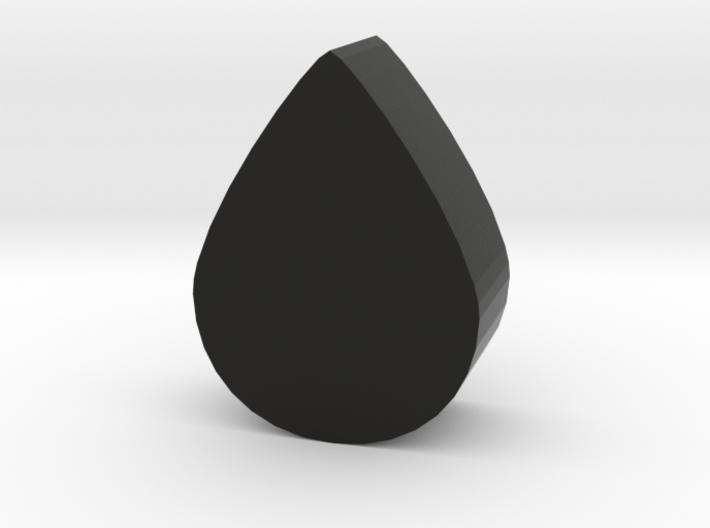 Game Piece, Liquid Drop 3d printed