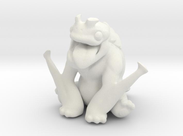 Kaiju Orichi 3d printed