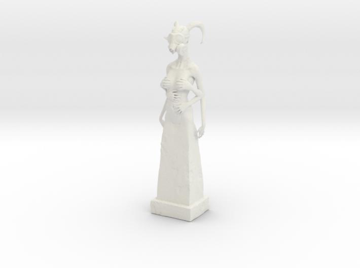 Gimp Girl 3d printed
