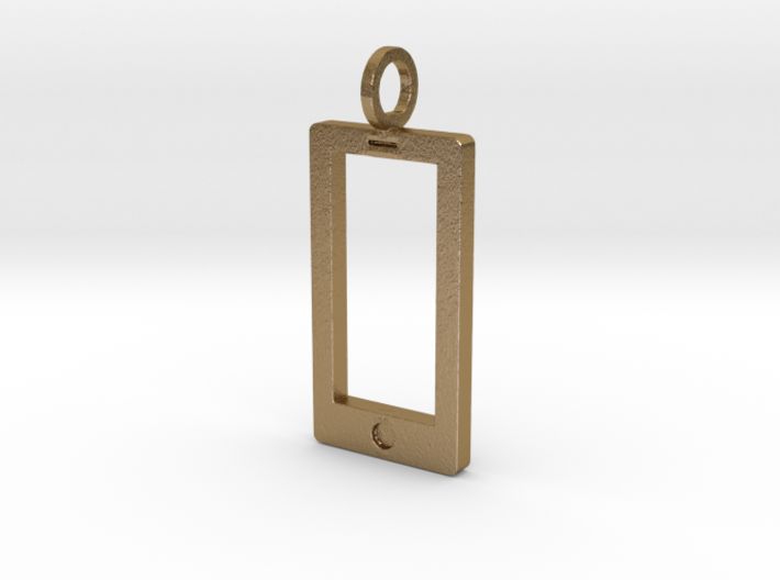 Smartphone Pendant 3d printed