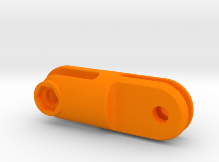 GoPro Short Inline Extension 3d printed