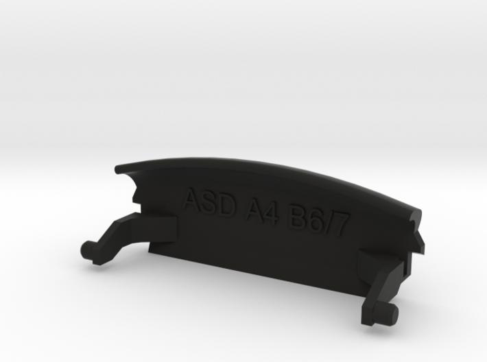 Audi A4 B6 armrest lid standart 3d printed