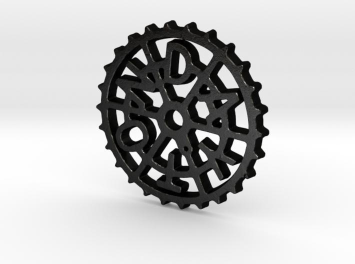 DaytonGear Pin 3d printed
