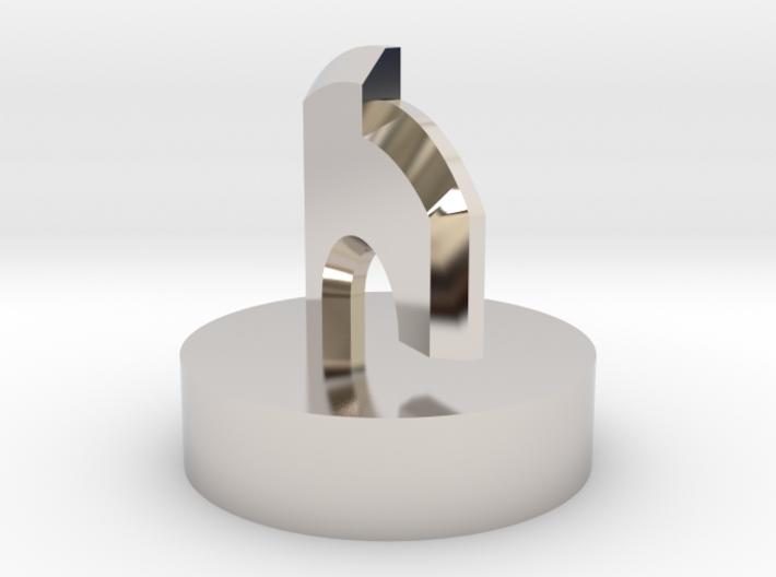 Gurren Lagann Core Drill (Top) 3d printed